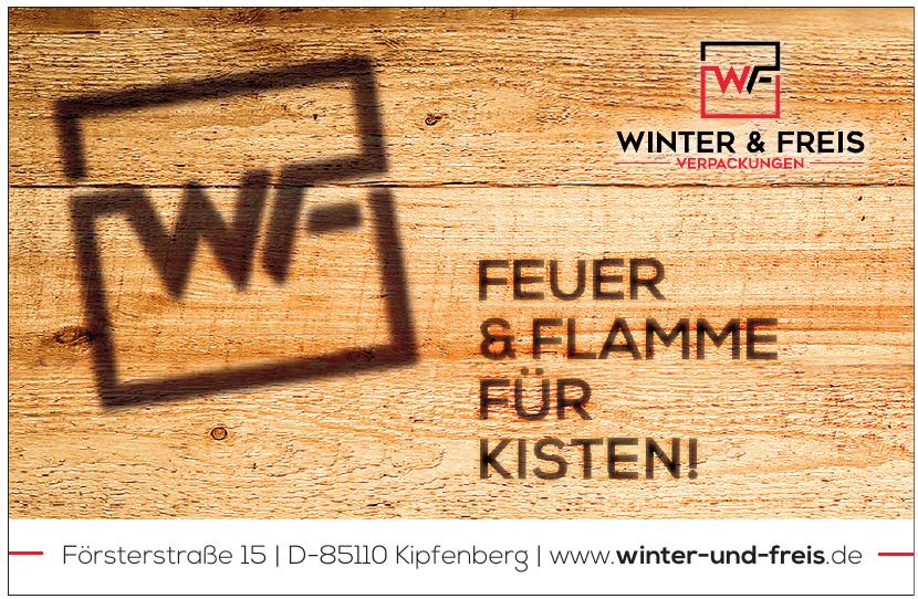 Winter & Freis Verpackungen