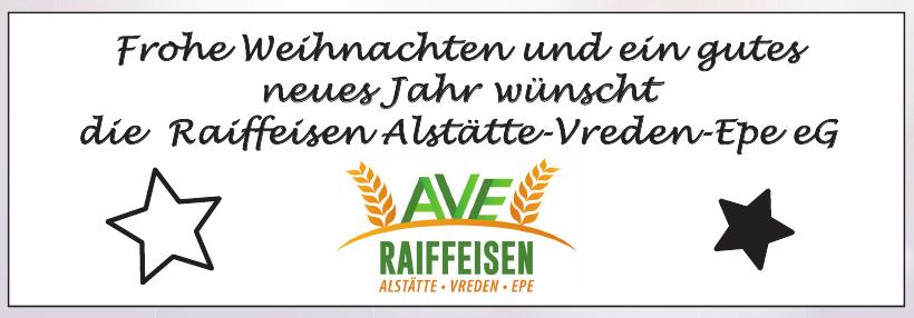 Raiffeisen Alstätte-Vreden-Epe eG