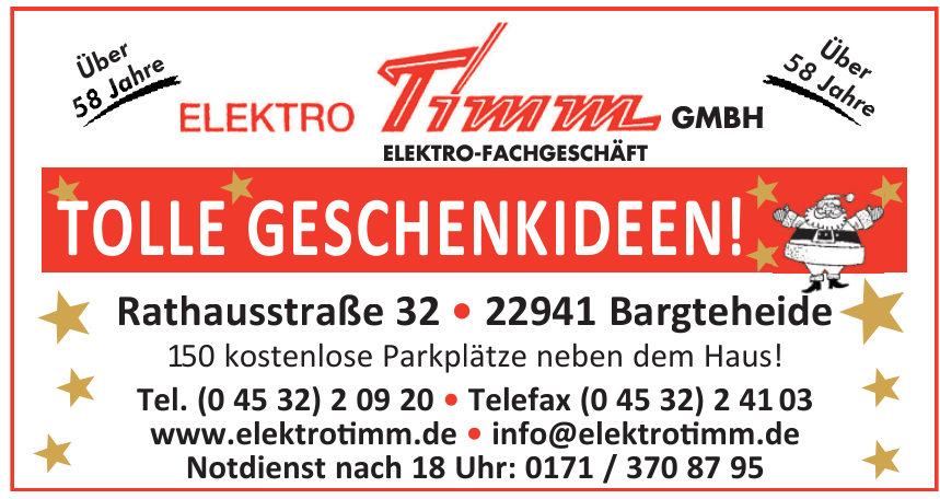 Elektro Timm GmbH