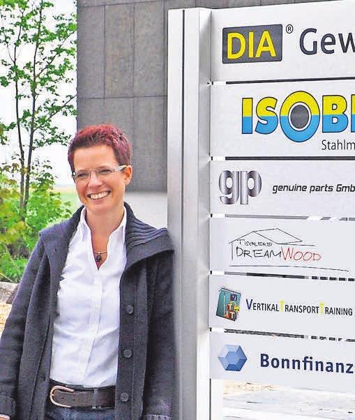 Anne Bönisch versucht immer, kreative Lösungen zu finden.