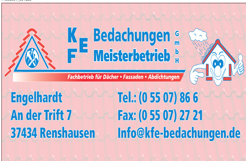 KEF Bedachungen Meisterbertrieb GmbH
