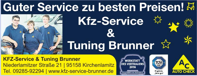 KFZ-Service & Tuning Brunner
