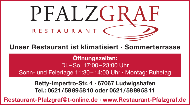 Restaurant Pfalzgraf