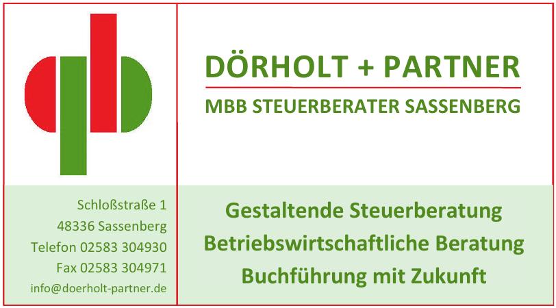Dörholt + Partner MBB Steuerberater Sassenberg