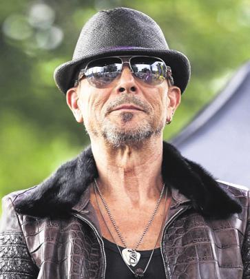 Scorpions-Gründer Rudolf Schenker ist Chef der Kreativ-Jury. FOTO: BEATA ZAWRZEL / PA