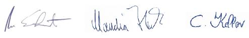M. Ehret, C. Heck, C. Keller