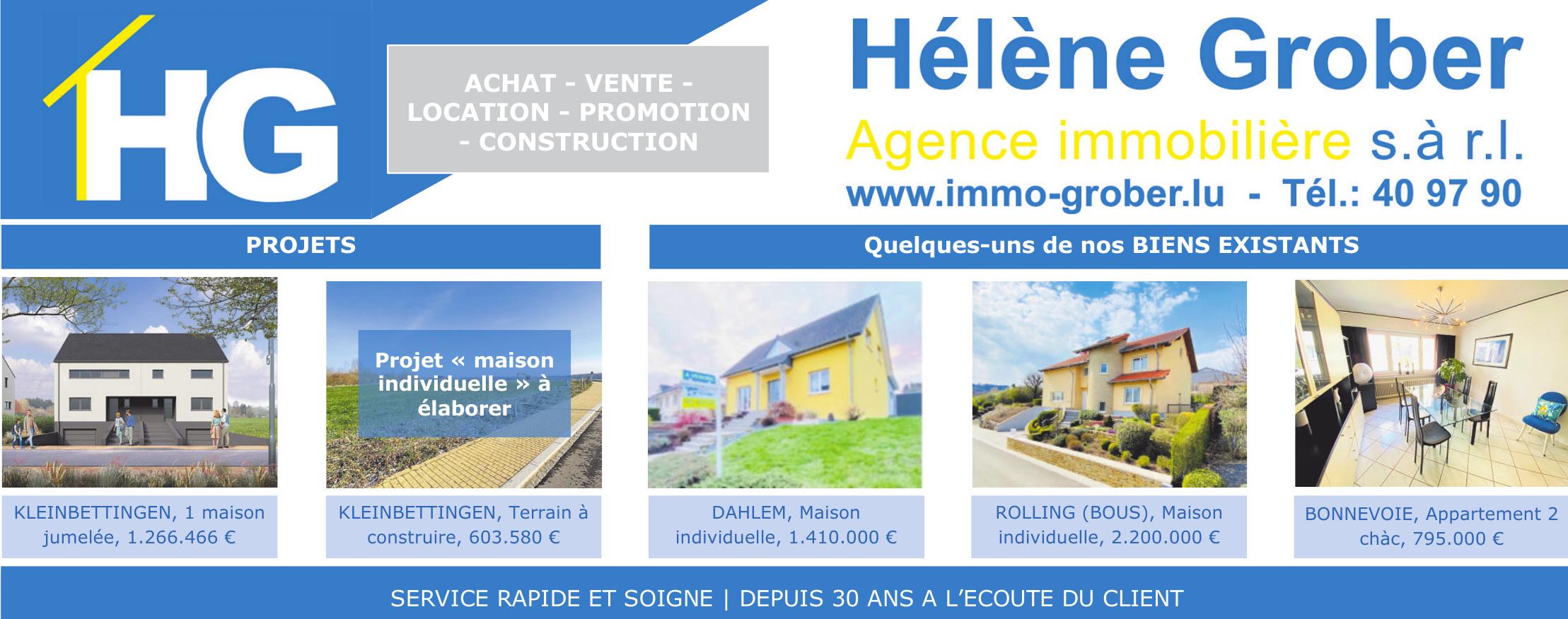 Hélène Grober Agence immobilière s.à r.l.