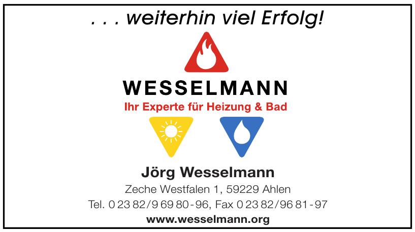 Jörg Wesselmann