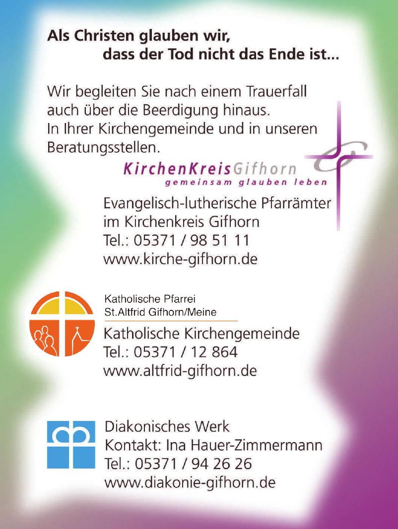 Kirchenkreis Gifhorn