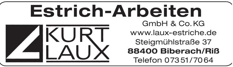 Estrich-Arbeiten GmbH & Co. KG