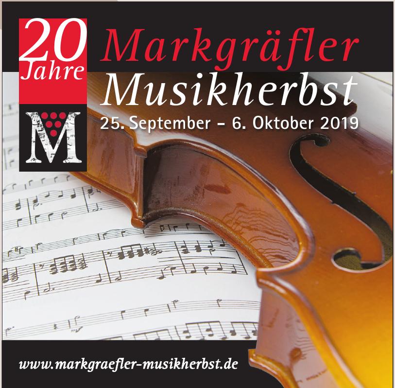 Markgräfler Musikherbst