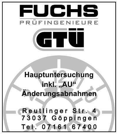 Fuchs Prüfingenieure