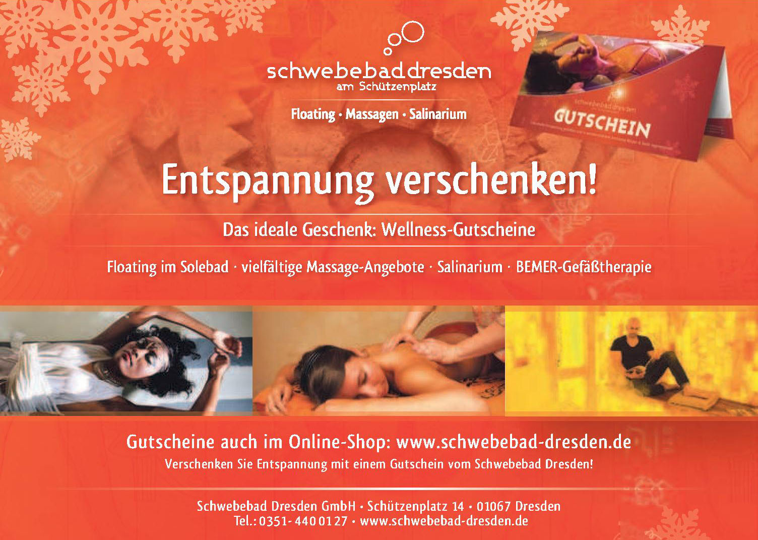 Schwebebad Dresden GmbH