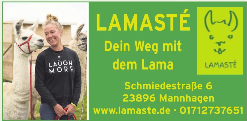 Lamasté