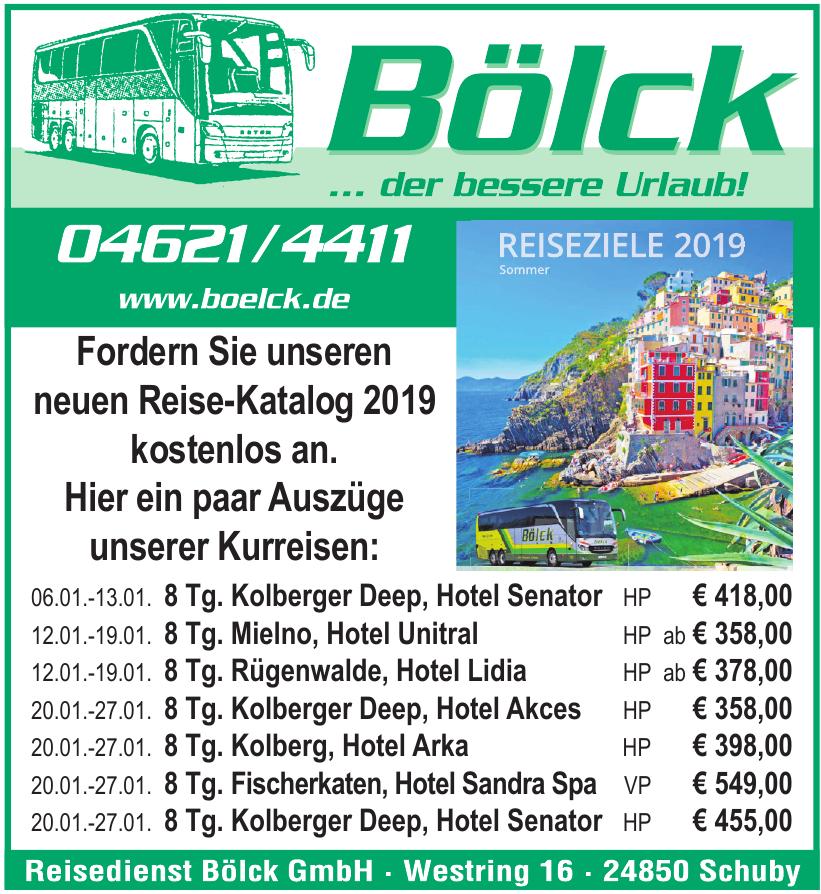 Reisedienst Bölck GmbH