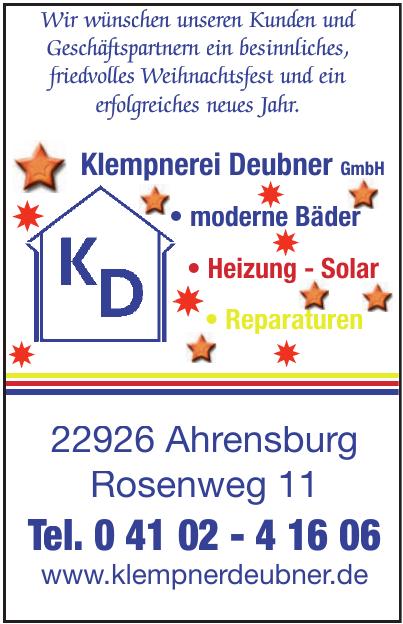 Klempnerei Deubner GmbH