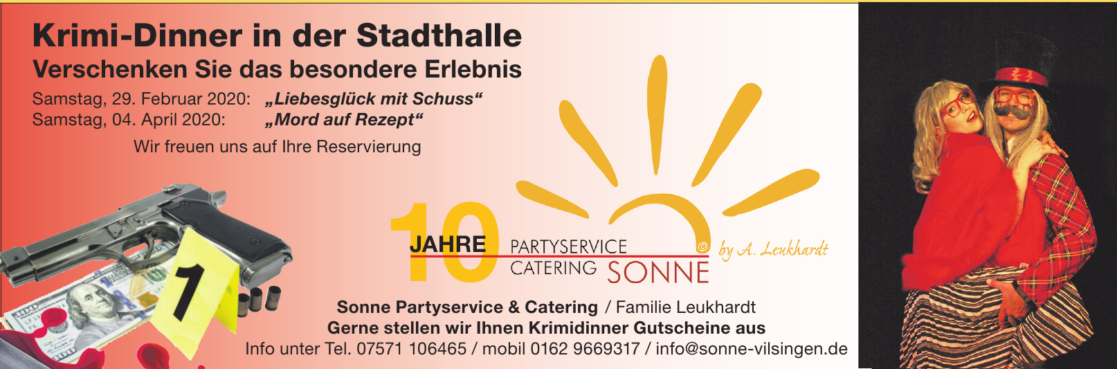 Sonne Partyservice & Catering