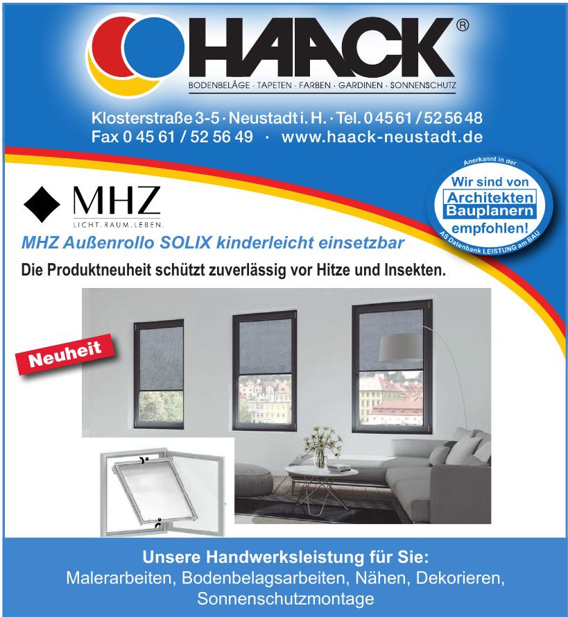 Haack Heimtex GmbH
