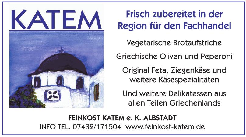 Feinkost Katem e. K. Albstadt