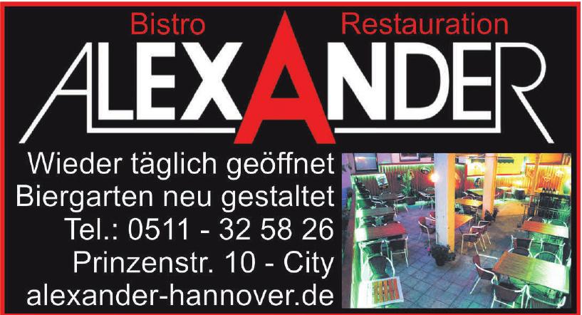 Alexander Hannover