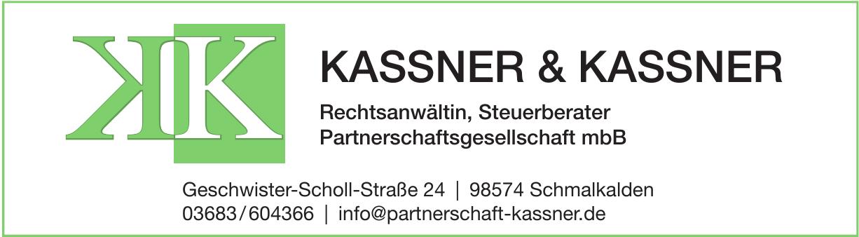 Kassner & Kassner Rechtsanwältin, Steuerberater Partnerschaftsgesellschaft mbB