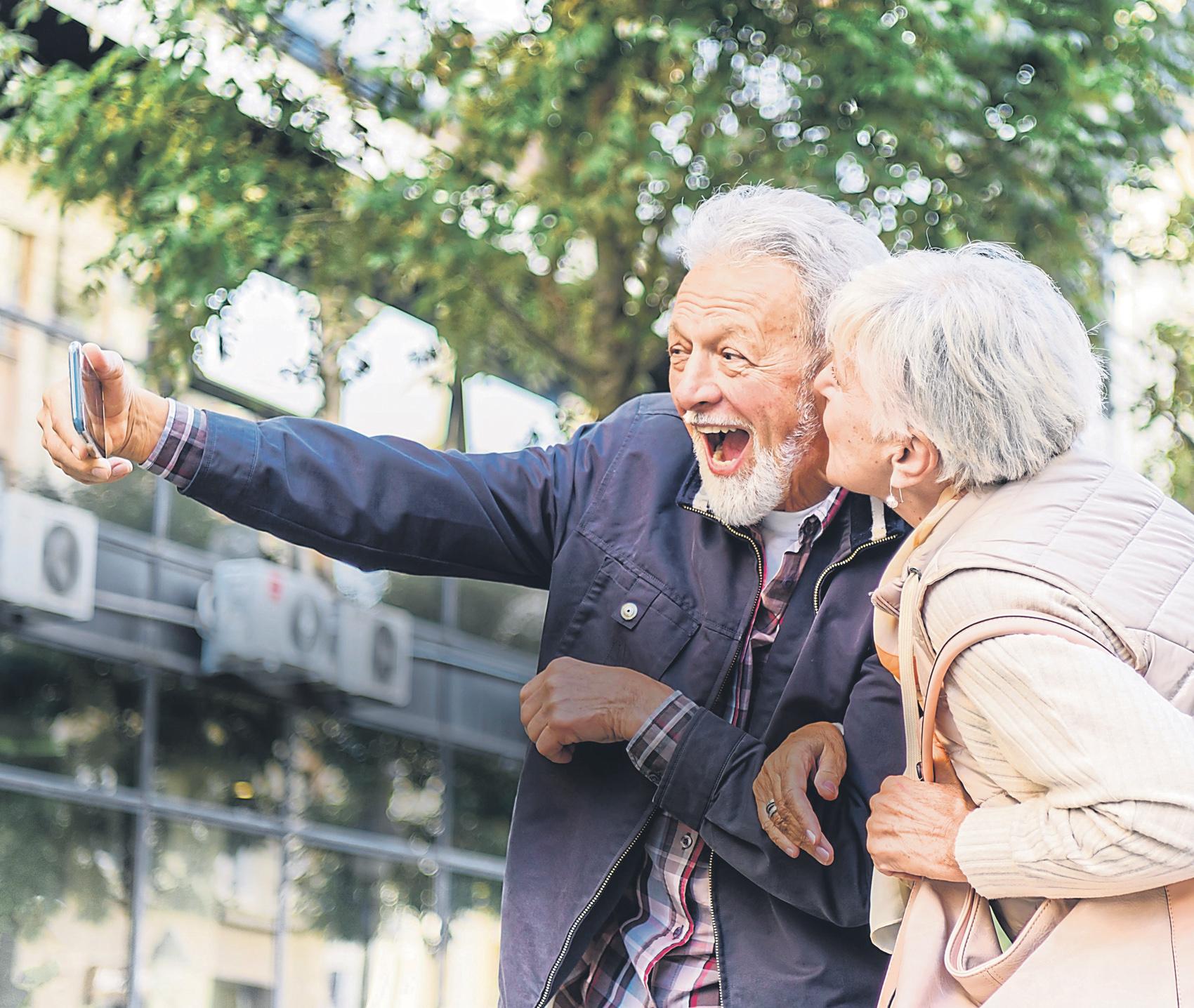Tag der älteren Menschen