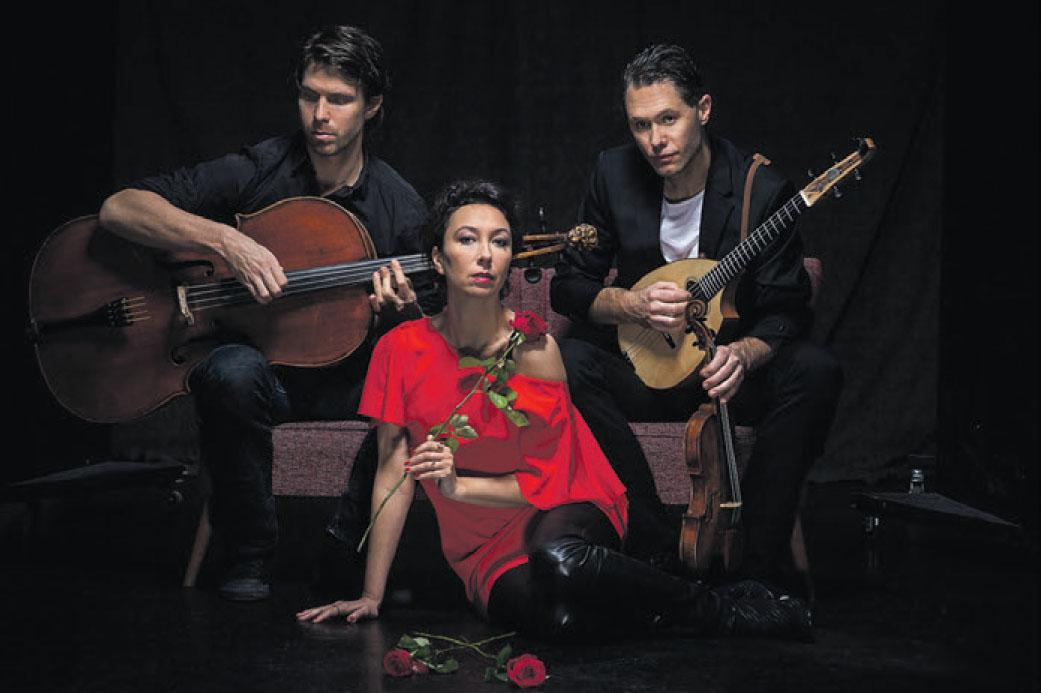 """""""Alles Liebe"""" mit Ursula Strauss und dem Duo BartolomeyBittmann,© STEPHAN DOLESCHAL"""
