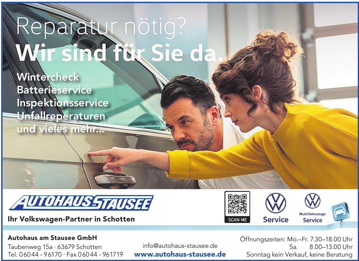 Autohaus Stausee