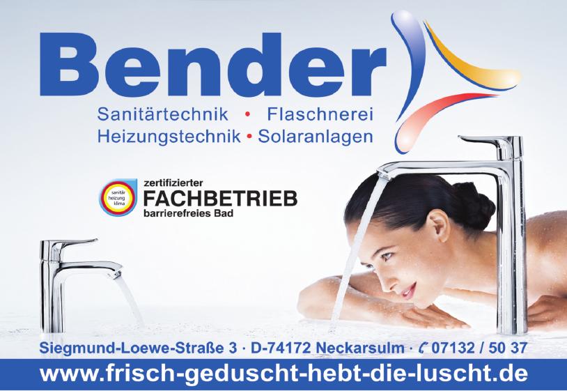Bender Sanitärtechnik