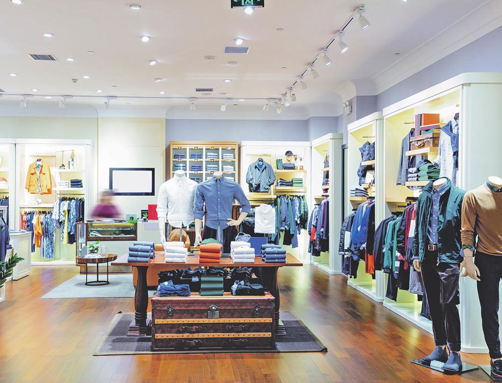 Dank des fallenden Inzidenzwertes kehrt bei den Menschen die Lust aufs Shoppen wieder zurück Bild: zhu difeng/stock.adobe.com