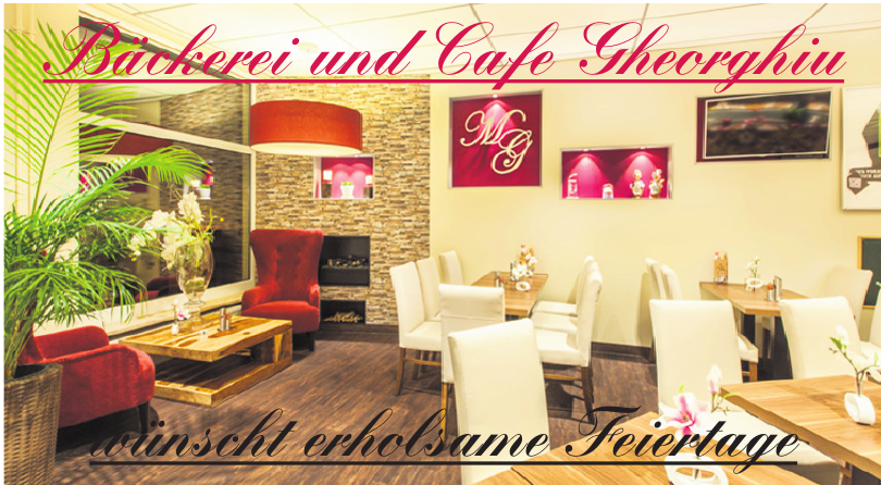Bäckerei und Cafe Gheorghiu