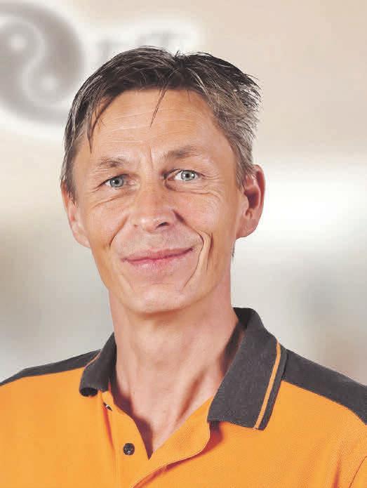 PhysioFIT-Mitinhaber Uwe Hübner, Osteopath und Physiotherapeut im Therapie-Centrum West, äußert sich im PAZ-Interview zur Bedeutung von Bewegung und Training für die gezielte Gesundheitsvorsorge.