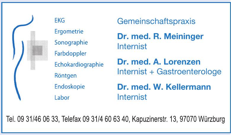 Gemeinschaftspraxis Dr. med. R. Meininger