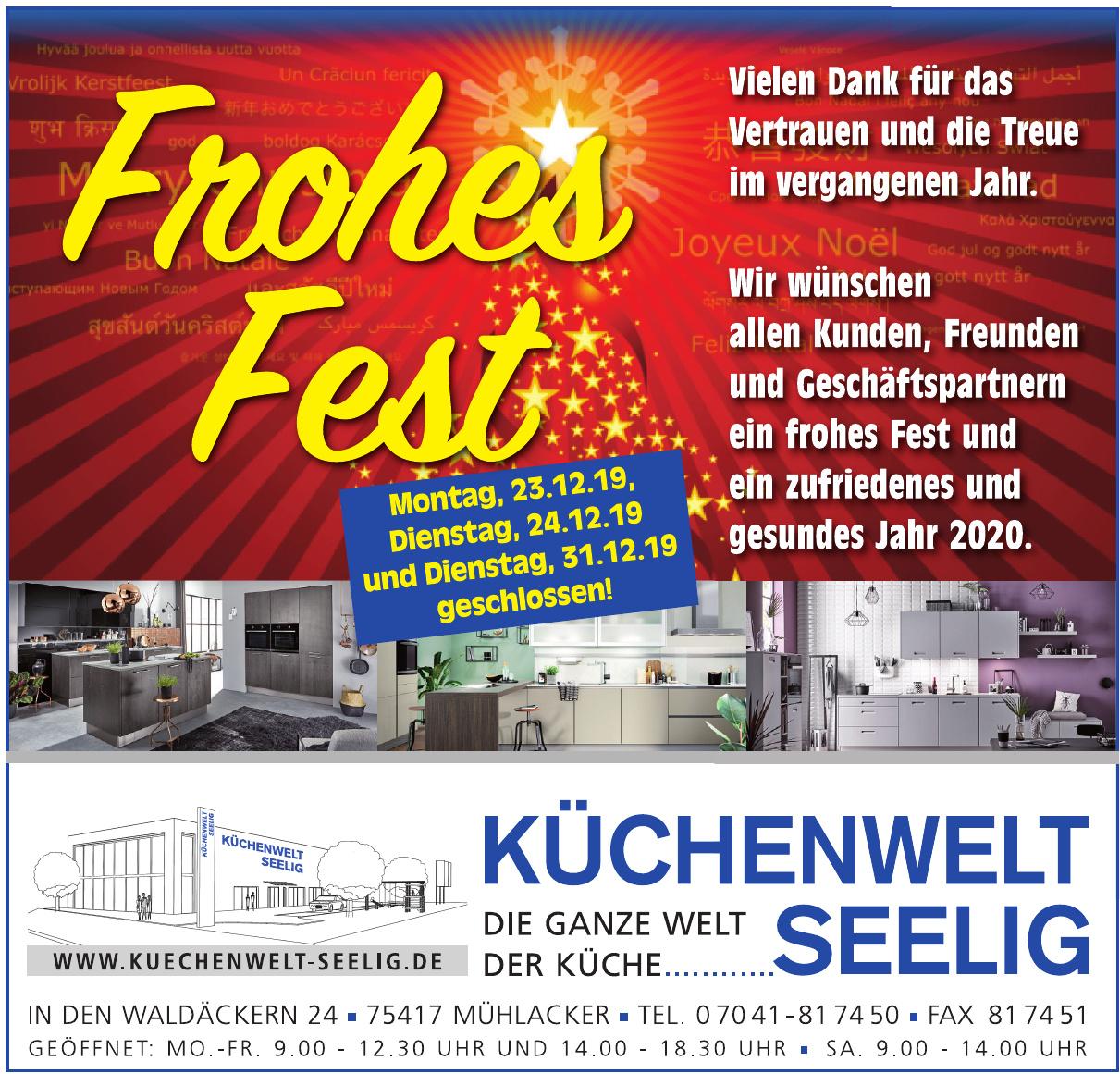 Küchenwelt Seelig GmbH