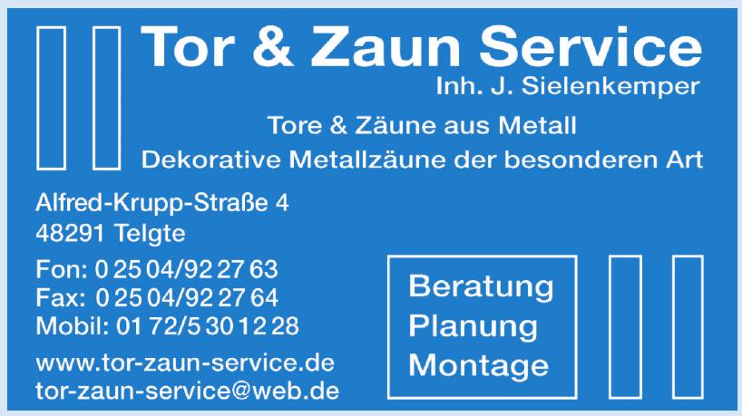 Tor & Zaun Service