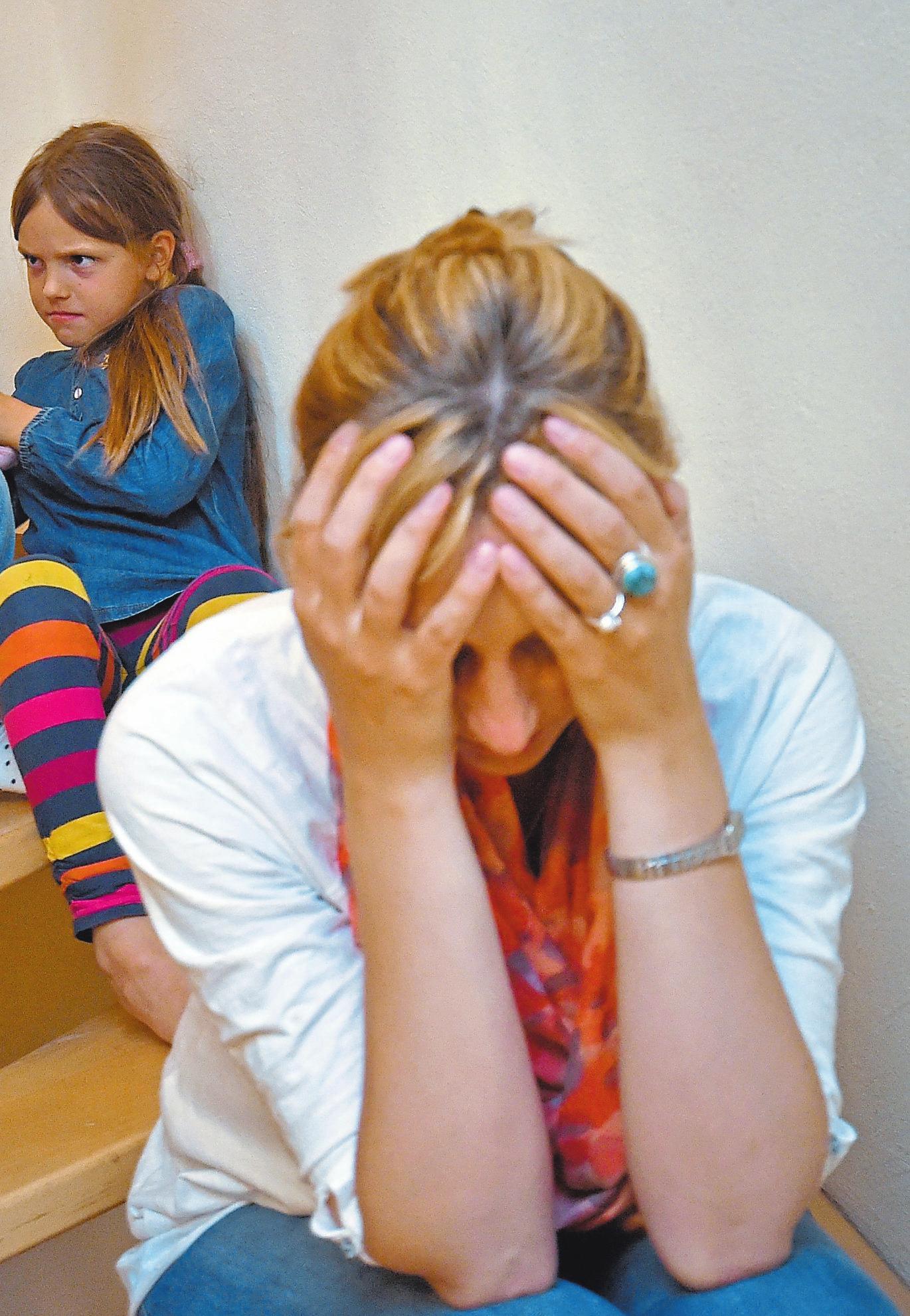 Druck und Stress in den eigenen vier Wänden: Der gefürchtete Burnout trifft nicht nur überforderte Arbeitnehmer. Foto: dpa