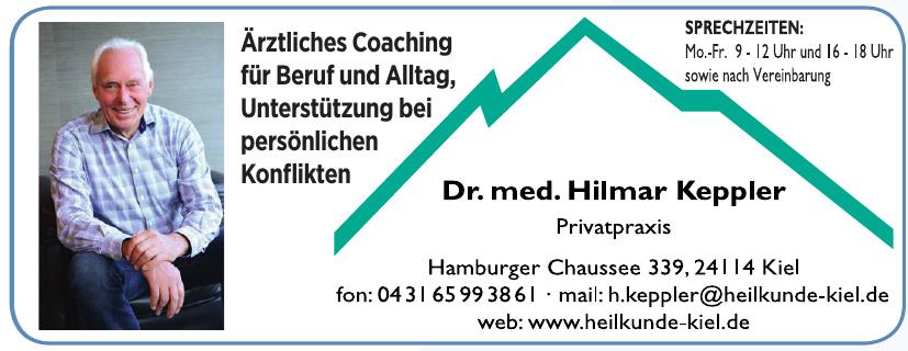 Dr. med. Hilmar Keppler