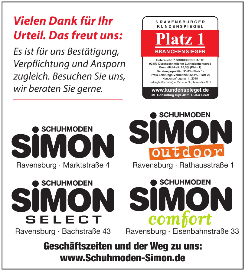 Schuhmoden Simon