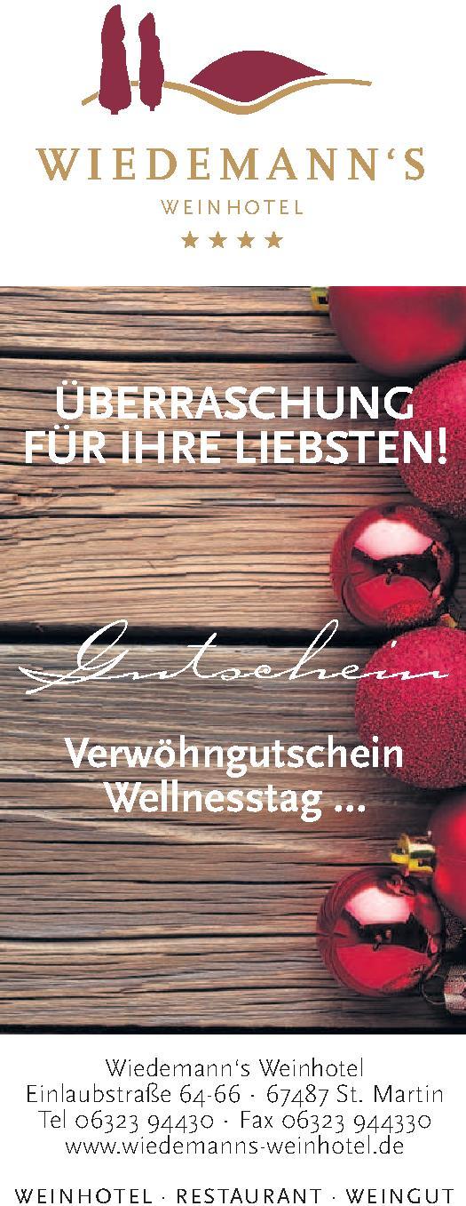 Wiedemann's Weinhotel