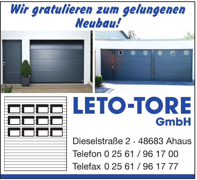 Leto-Tore GmbH