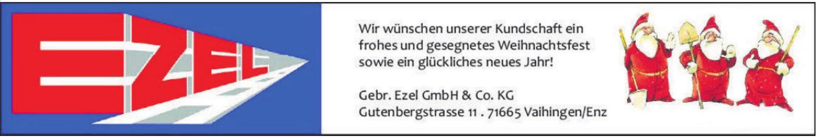 Gebr. Ezel GmbH & Co. KG