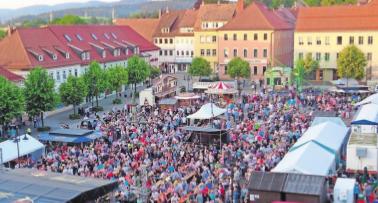 28. Burg- und Stadtfest