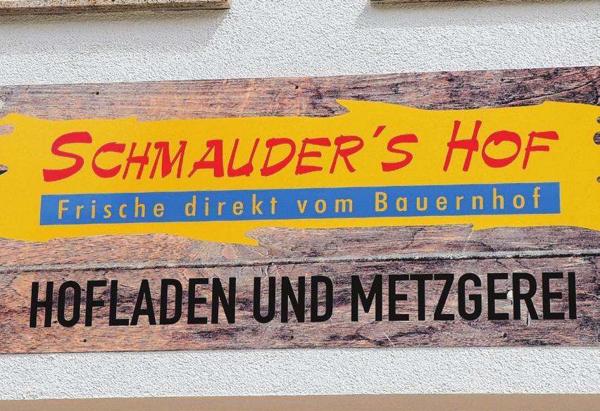 Der neue Hofladen ist zugleich auch ein Bekenntnis zum Standort des Familienbetriebs in Mehrstetten.