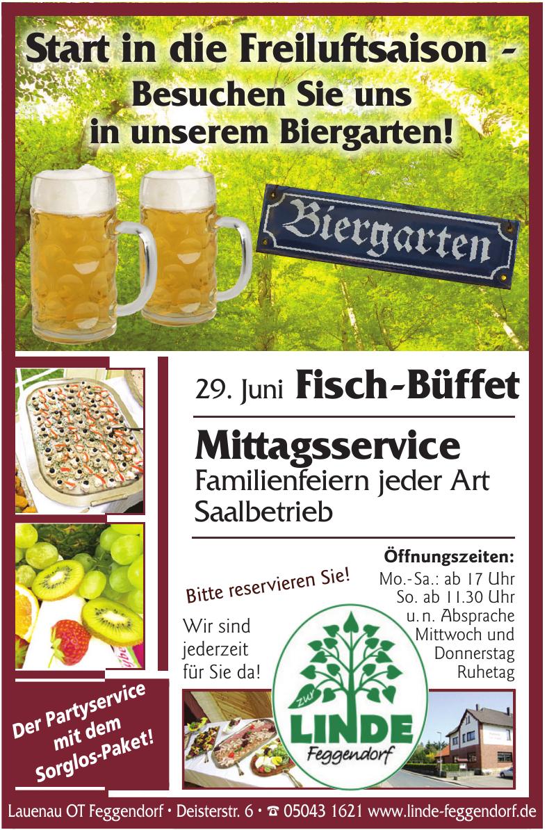 Currywurst-Büffet
