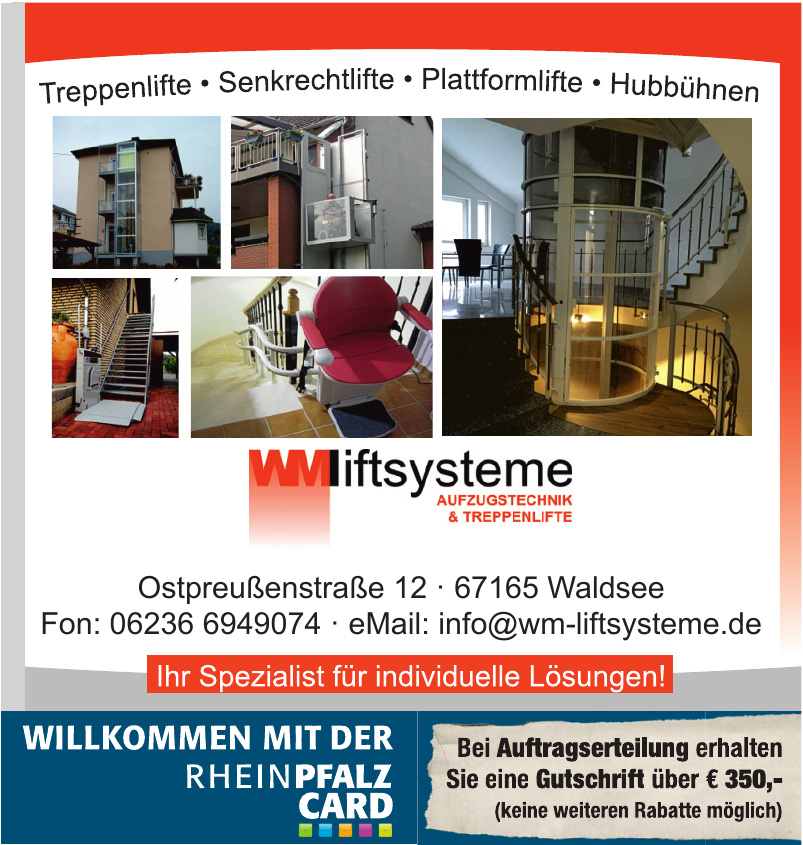 WM liftsysteme