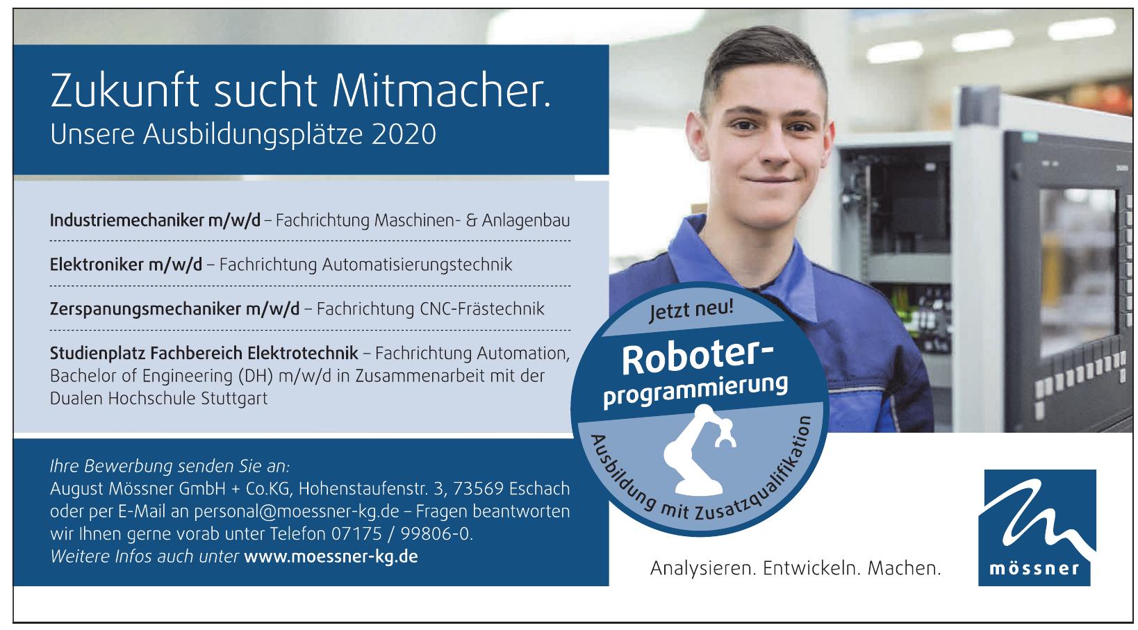 August Mössner GmbH + Co. KG