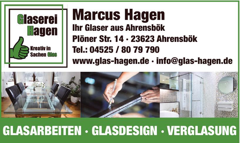 Marcus Hagen Glaserei