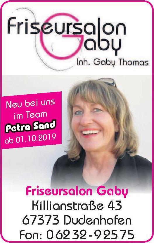 Friseursalon Gaby