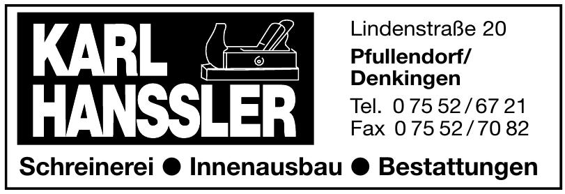 Karl Hanssler