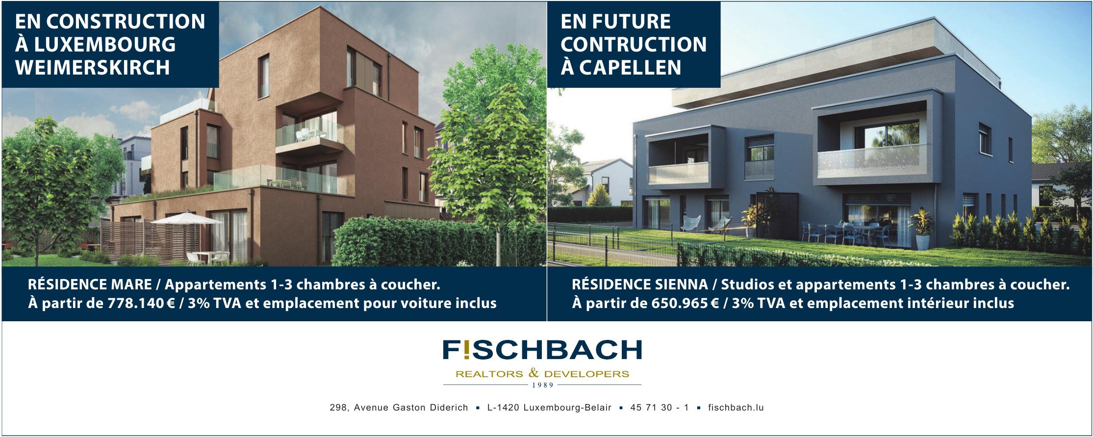 FISCHBACH Realtors & Developers